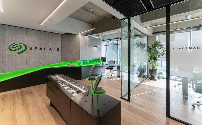Seagate открыла инновационную лабораторию Lyve Labs в Израиле