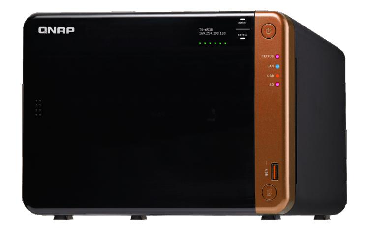 QNAP TS-x53D: семейство сетевых хранилищ для дома и офиса