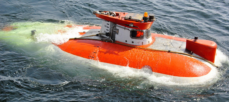 Аппарат проекта 16811 «Консул», предположительно способный подключаться к подводным кабелям