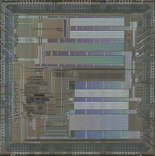 Пьезоэлектрический чип-генератор CEA-Leti