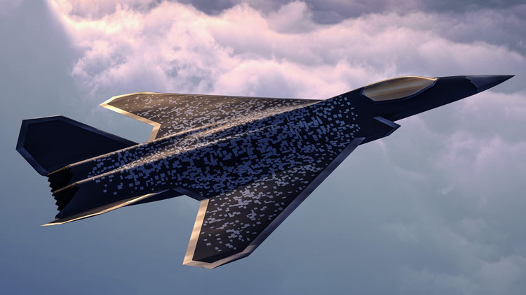 New Generation Fighter компании Dassault Aviation (Naval News)