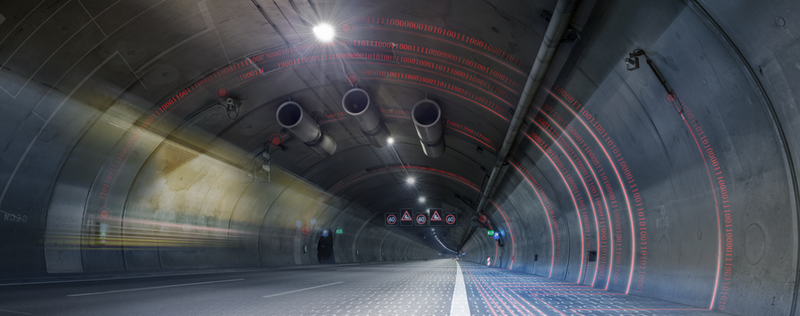 Группа занимается также проектами по цифровизации тоннелей