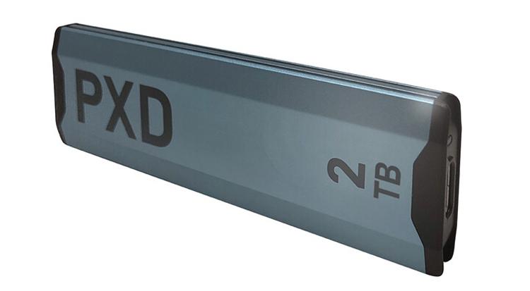 Patriot Viper Gaming PXD: быстрый SSD-накопитель с портом USB Type-C