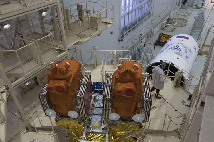 Спутник «Канопус-В» для мониторинга чрезвычайных ситуаций выведен из эксплуатации
