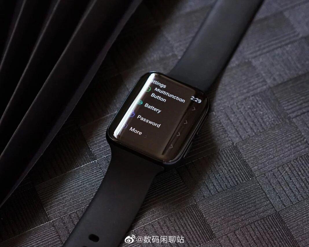 «Живое» фото неанонсированных смарт-часов OPPO Watch