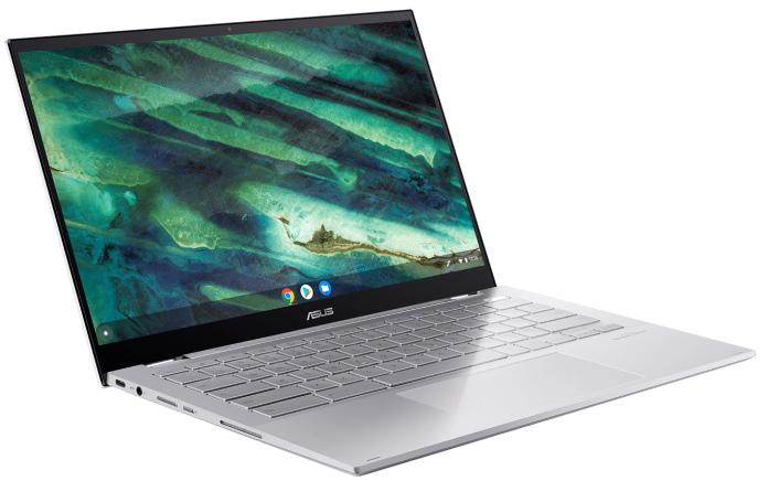Поставки ноутбука-трансформера ASUS Chromebook Flip C436 стартуют 26 апреля