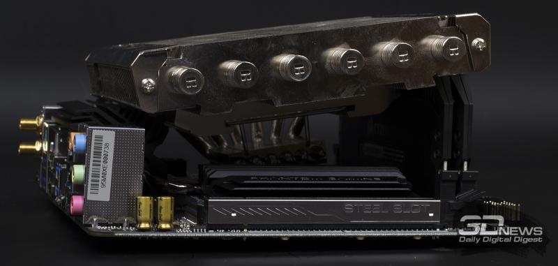 Проблемы с установкой процессорного кулера вследствие использования высокой оперативной памяти
