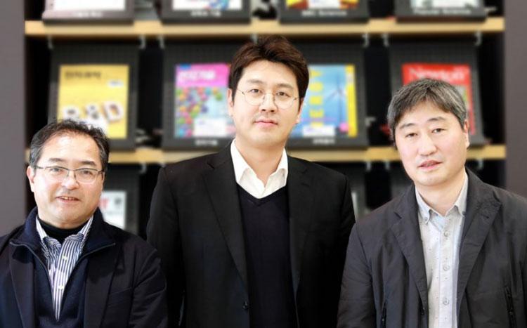 Нруппа исследователей компании Samsung, создавшая прототип нового аккумулятора