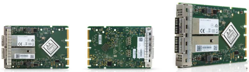 Сетевые адаптеры Mellanox в формате OCP 3.0