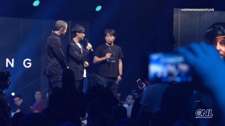 Одним из гостей прошлогодней церемонии открытия Gamescom был Хидео Кодзима (Hideo Kojima)