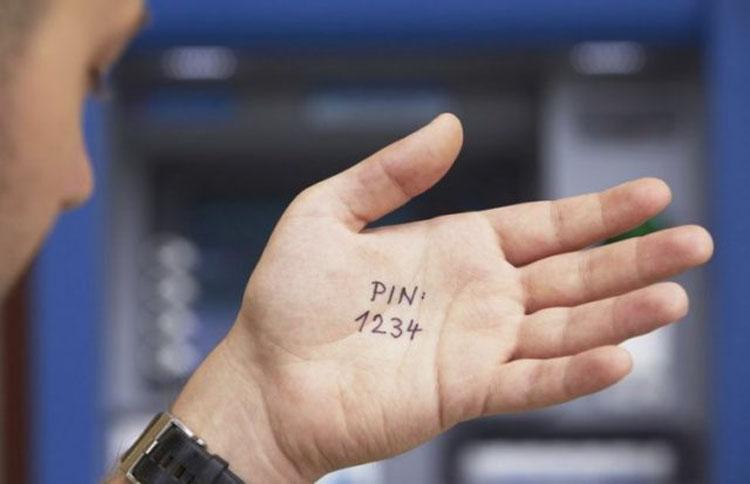 Исследование: для безопасности шестизначные PIN-коды не лучше, чем четырехзначные