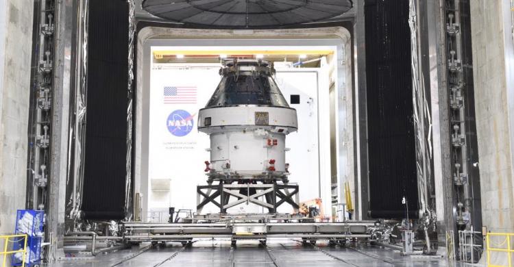 NASA завершило тестирование космического корабля Orion, готовящегося к полёту на Луну