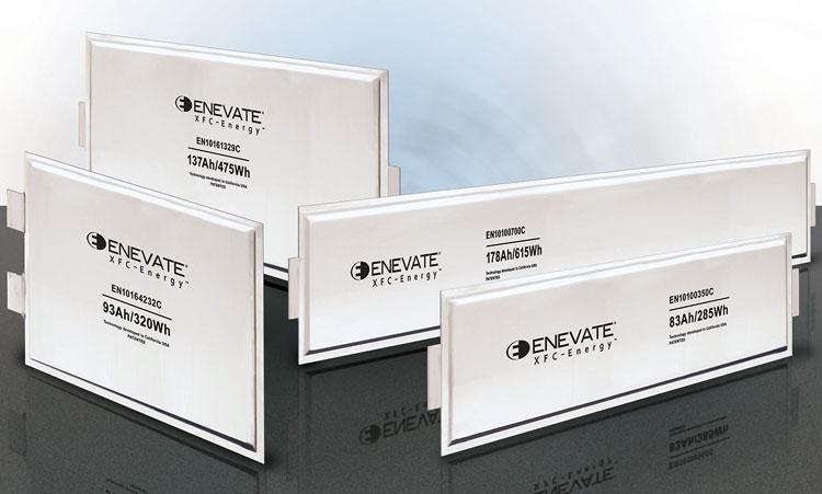 До массового производства литиево-ионных батарей Enevate с кремниевыми анодами осталось пять лет