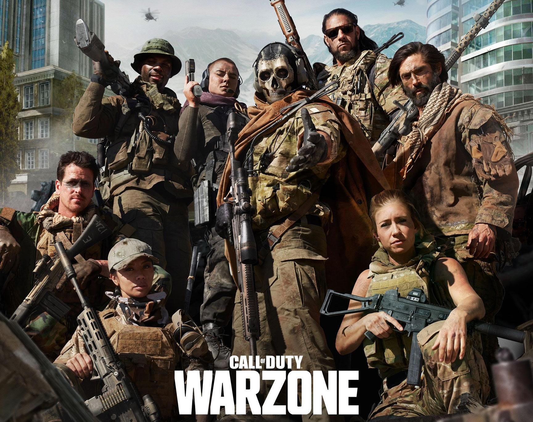 call of duty warzone - HD1200×798