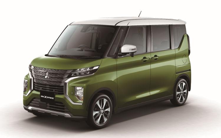 Mitsubishi eK X space