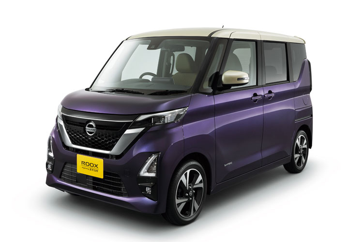 Nissan ROOX Highway STAR G Turbo ProPILOT Edition