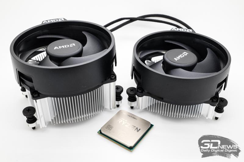 AMD Wraith Spire и Wraith Stealth