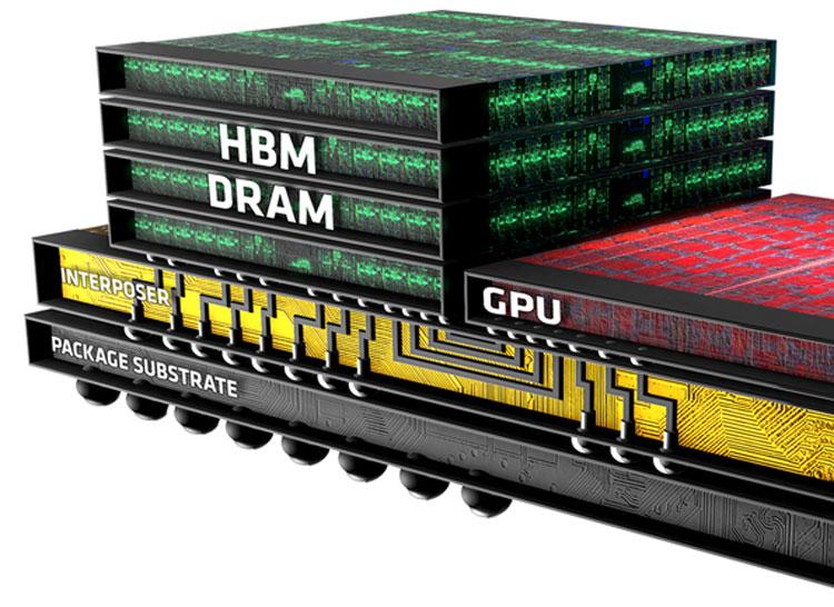 Micron обещает в этом году приступить к выпуску памяти HBM2