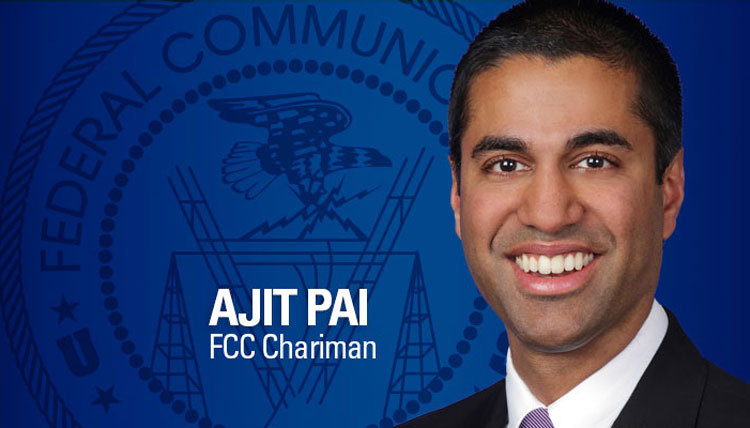 Председатель FCC Аджит Пай