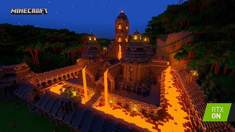 Of Temples and Totems RTX от Razzleberries. Это мир приключений, где сделан акцент на исследовании и прохождении испытаний в таинственных храмах