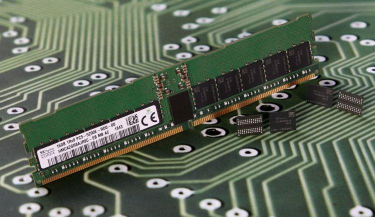 SK Hynix DDR5 16GB PC5-5200E