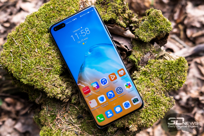 Huawei P40 Pro как пример смартфона без Google Mobile Services — жить можно
