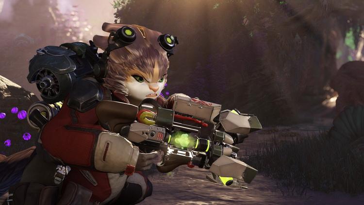 Скриншот из игры Crucible