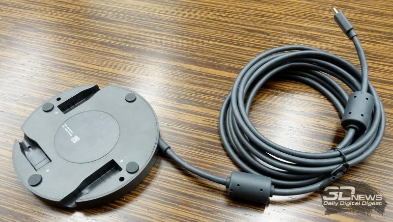 Концентратор модулей микрофонов