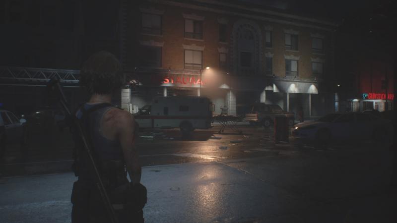 Ремейк третьей части подрезал единственную городскую локацию у второго выпуска