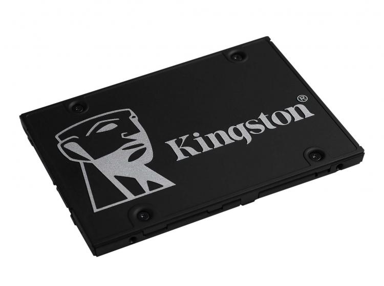 Твердотельный накопитель Kingston KC600 — сочетание производительности и надёжности при приемлемой цене