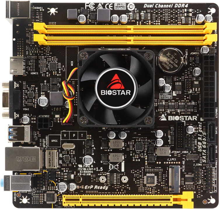 Biostar A10N-9830E