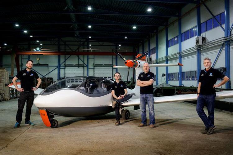 Разработчики Equator Aicraft с электрогидросамолётом