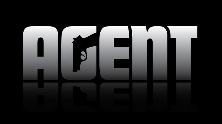 Agent анонсировали по-спартански, показав только логотип. Ни ролика, ни скриншотов