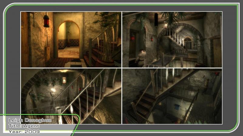 В 2011 году кадры из Agent всплыли в онлайн-резюме Ли Донохью, художника по окружению из Rockstar North. Видимо, перед нами Каир