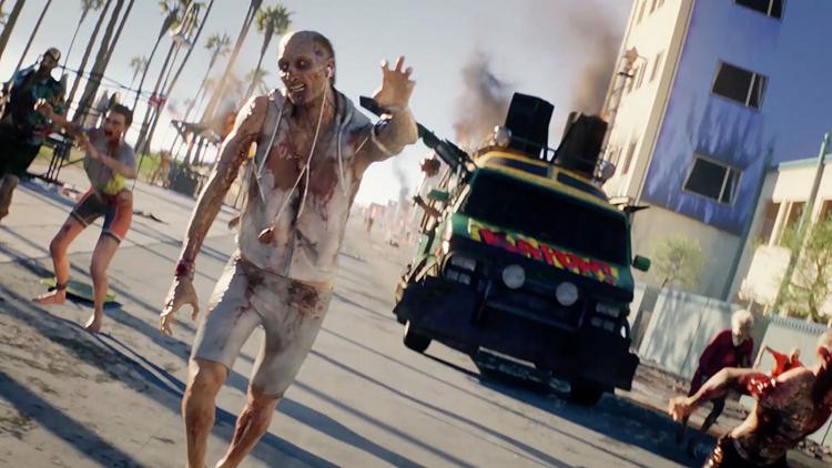 Кадр из до сих пор единственного трейлера Dead Island 2