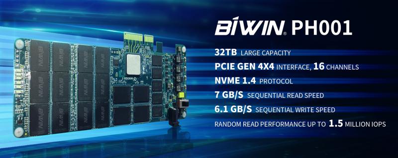 Твердотельный накопитель BIWIN PH001