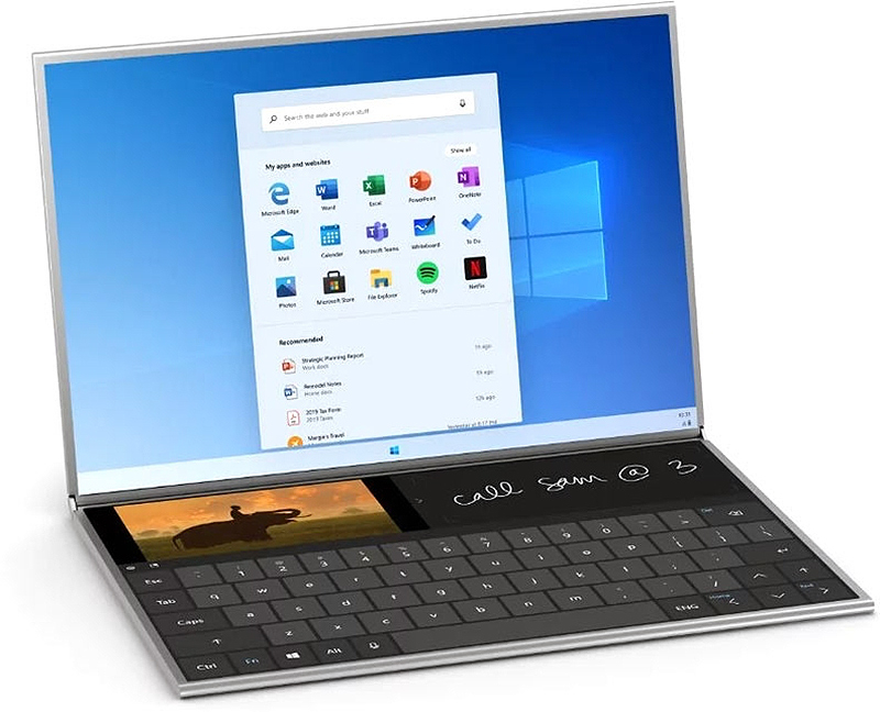 Microsoft Surface Neo. Фото Windows Central