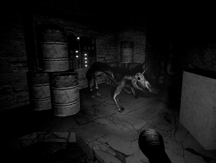 Скриншот проекта создателя Dusk