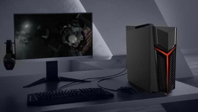 Lenovo Savior Blade 7000: игровой компьютер на платформе Intel Coffee Lake