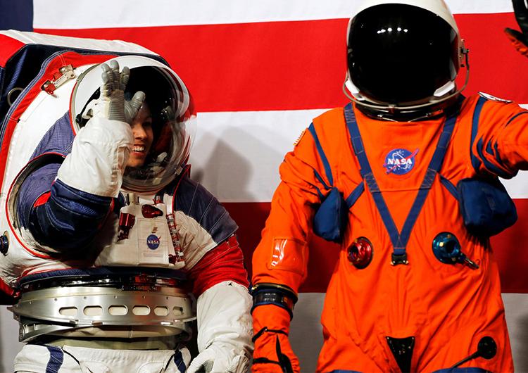 Скафандры NASA