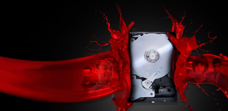 Жёсткий диск WD Red