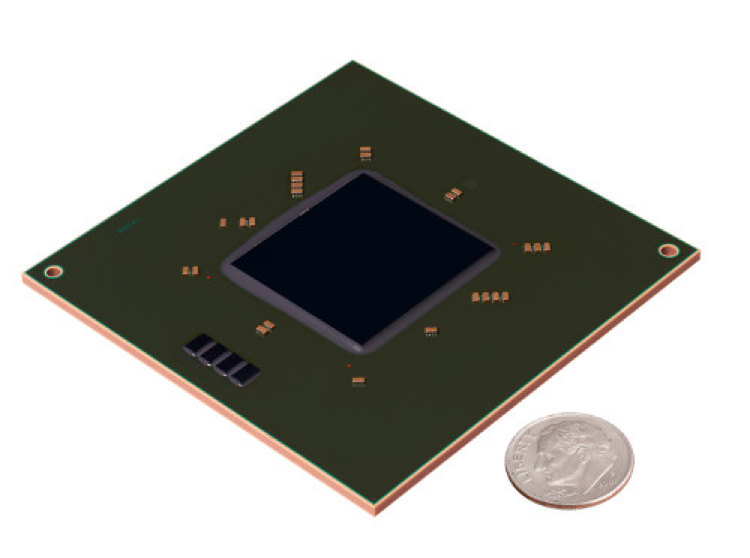 Процессоры IBM z/15 используют однокристальную компоновку