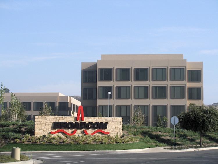 Штаб-квартира Broadcom. Фото Wikipedia
