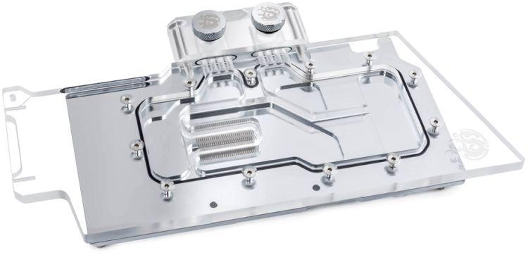 Bitspower 1S VGA: универсальный водоблок для видеокарт NVIDIA GeForce RTX