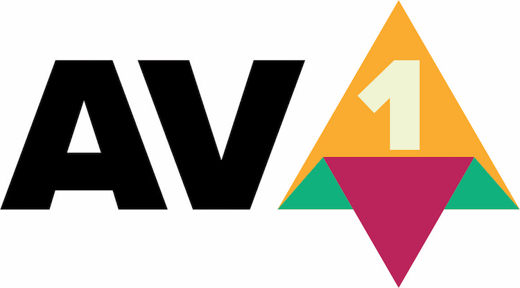 Логотип AV1