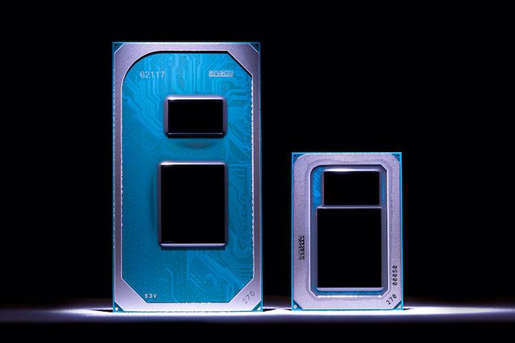 Процессоры Intel Tiger Lake для разных типов ноутбуков