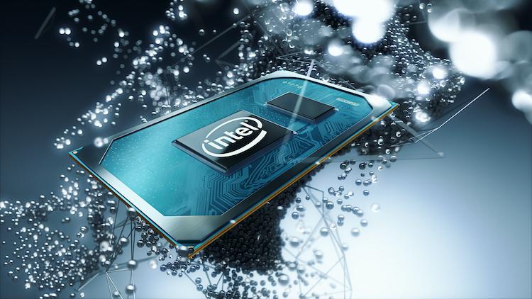 Процессор Intel Tiger Lake