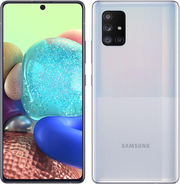Смартфон Samsung A71 5G