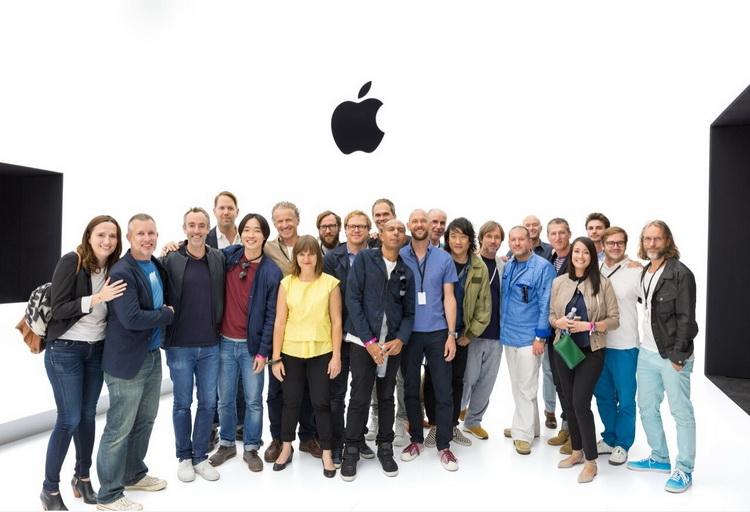 Команда, создавшая оригинальные Apple Watch