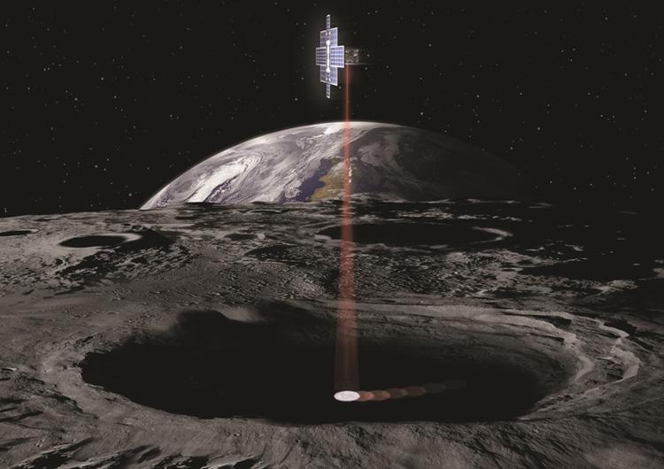 NASA раскрыло подробности об аппарате Lunar Flashlight для поиска льда на Луне